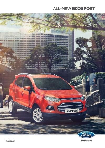 Brosur Ford Ecosport