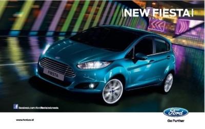 Brosur Ford Fiesta