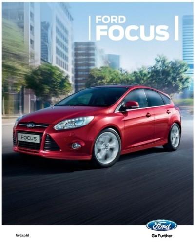 Brosur Ford Focus
