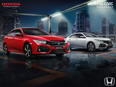 gambar brosur honda all new civic turbo terbaru