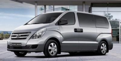 Brosur Hyundai Starex