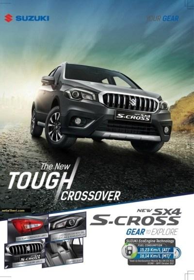 Brosur Suzuki SX4 S-Cross